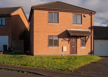 Thumbnail 3 bed link-detached house for sale in Ridgebourne Drive, Llandrindod Wells