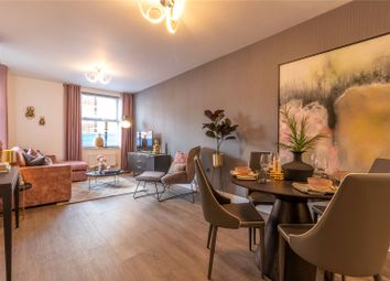 Thumbnail 2 bedroom flat for sale in Princes Gate, Solihull, West Midlands