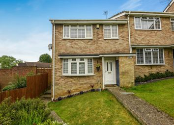 Thumbnail 4 bed semi-detached house for sale in Yew Tree Rise, Calcot, Reading