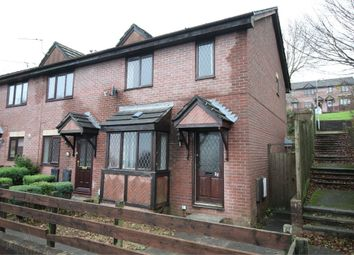 Thumbnail 3 bed semi-detached house for sale in Hawkes Ridge, Ty Canol, Cwmbran