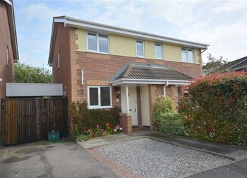 Thumbnail 2 bed semi-detached house for sale in Aspen Drive, Quedgeley, Gloucester
