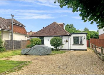 Thumbnail 3 bed detached bungalow for sale in Mytchett Road, Camberley