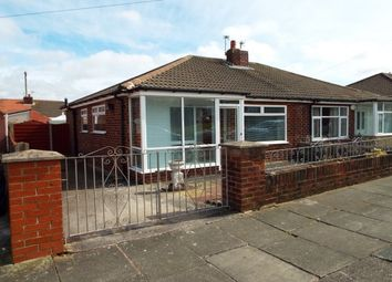 Thumbnail 2 bed semi-detached bungalow to rent in Glenmore Avenue, Thornton-Cleveleys