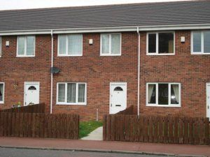 Thumbnail 3 bed mews house to rent in Store Terrace, Easington Lane, Houghton Le Spring
