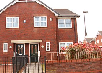 Thumbnail 3 bedroom end terrace house for sale in Atwell Street, Everton, Liverpool
