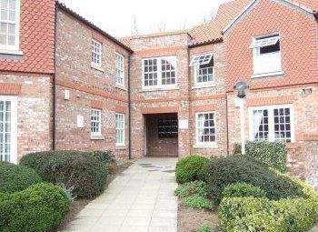 Thumbnail 2 bedroom flat to rent in St. Oswalds Court, Fulford, York