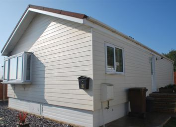 Thumbnail 2 bed bungalow for sale in Willow Close, Kingsmead Park, Allhallows