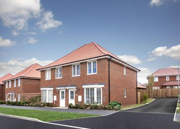 "Thumbnail 3 bedroom semi-detached house for sale in ""Finchley"" at Dorman Avenue North, Aylesham, Canterbury"