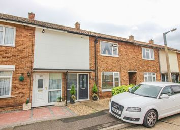 Thumbnail 2 bed terraced house for sale in Churchfield, Harlow