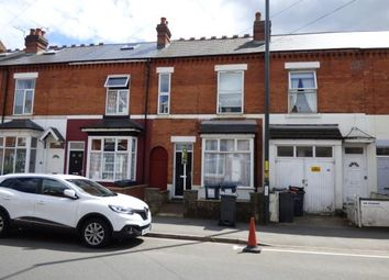 4 bed terraced house for sale in Addison Road, Kings Heath, Birmingham, West Midlands B14