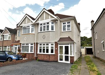 Thumbnail 3 bed semi-detached house for sale in West Hill Drive, West Hill, Dartford, Kent