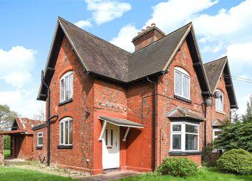 2 bed semi-detached house for sale in Hatch Farm Cottages, Mill Lane, Sindlesham, Wokingham RG41