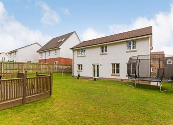 Thumbnail 4 bed detached house for sale in Barberry Crescent, Linenfields, Cumbernauld, North Lanarkshire