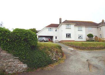 Thumbnail 4 bed detached house for sale in Malborough, Kingsbridge