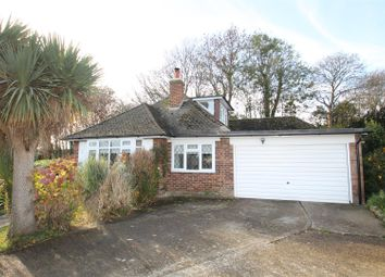Thumbnail 4 bed detached house for sale in Daresbury Close, Bexhill-On-Sea