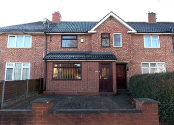 Thumbnail 2 bed terraced house for sale in Folliott Road, Kitts Green, Birmingham