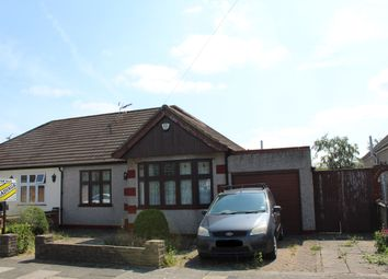 Thumbnail 2 bed semi-detached bungalow for sale in Margaret Drive, Hornchurch, Essex