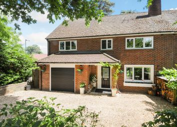 Thumbnail 4 bed semi-detached house for sale in Sunninghill Road, Sunninghill, Ascot