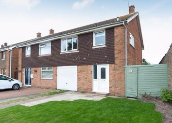 Thumbnail 3 bed semi-detached house for sale in Golf Court, Golf Road, Deal
