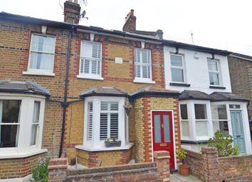 Thumbnail 3 bed terraced house for sale in Railway Road, Teddington