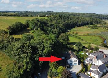 Thumbnail 4 bed detached house for sale in Sladesbridge, Wadebridge