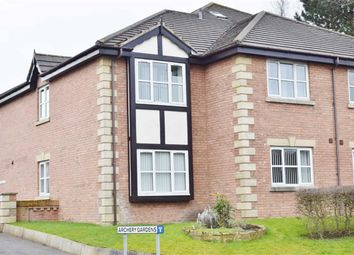 Thumbnail 2 bed flat for sale in Archery Gardens, Garstang, Preston