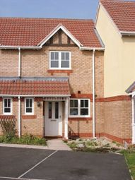 Thumbnail 2 bedroom property to rent in Bullfinch Close, Cullompton
