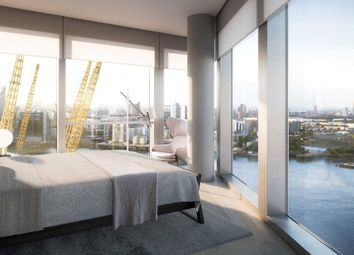 Thumbnail 2 bed flat for sale in Greenwich Peninsula, River Way, London