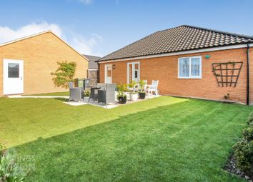 Thumbnail 2 bed detached bungalow for sale in Harvest Way, Harleston