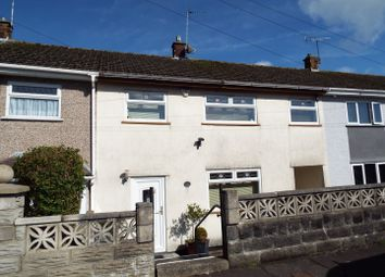 Thumbnail 3 bed terraced house for sale in 74, Lon Olchfa, Sketty Park, Swansea