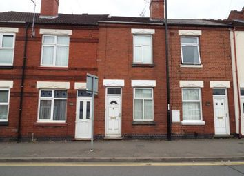 Thumbnail 2 bedroom terraced house for sale in Stoney Stanton Road, Coventry, West Midlands