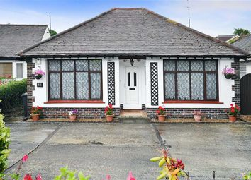 Thumbnail 3 bed detached bungalow for sale in Findon Road, Findon Valley, Worthing, West Sussex