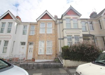 Thumbnail 4 bed terraced house for sale in Crow Park, Fernleigh Road, Mannamead, Plymouth