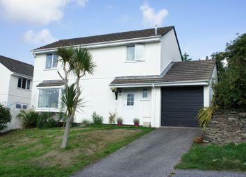 Thumbnail 3 bed detached house for sale in Hicks Close, Probus, Truro