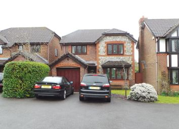 4 bed detached to let in Poyner Close