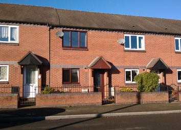 Thumbnail 2 bedroom terraced house to rent in Queen Street, Burntwood