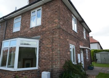 Thumbnail 3 bedroom end terrace house for sale in Riddell Avenue, Langold