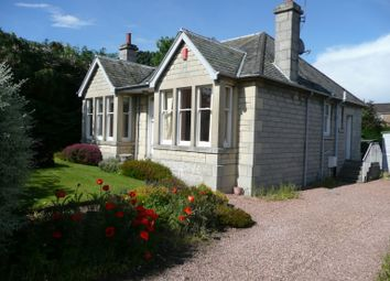 Thumbnail 3 bed detached bungalow for sale in 10 Bowling Green Road, Cupar