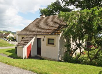 Thumbnail 1 bed detached bungalow to rent in Crawford Avenue, Rosemarkie, Fortrose