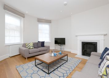 Thumbnail 3 bed flat to rent in Gloucester Place, London