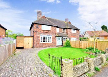 Thumbnail 3 bed semi-detached house for sale in Dunsfold Road, Alfold, Surrey