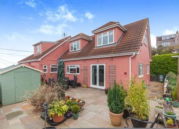 Thumbnail 4 bed detached house for sale in Bleadon Hill, Weston-Super-Mare, Somerset