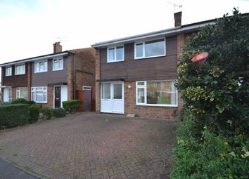 Thumbnail 3 bed semi-detached house to rent in Linnet Drive, Chelmsford