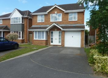 Thumbnail 4 bed detached house to rent in Barrington Way, Reading