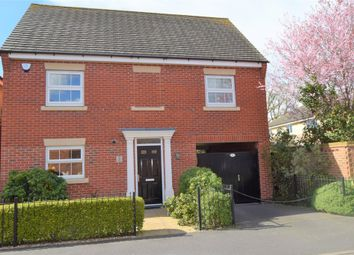 Thumbnail 4 bed detached house for sale in Rosefield Close, Fernwood, Newark