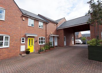 Thumbnail 2 bed flat for sale in Golden Hill, Weston, Crewe
