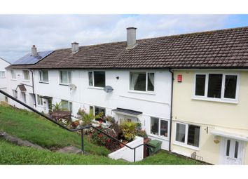 Thumbnail 3 bed terraced house for sale in Kit Hill Crescent, Plymouth