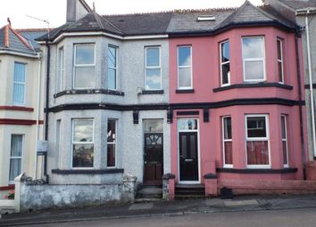 Thumbnail 3 bed terraced house for sale in Plympton, Devon