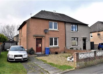 Thumbnail 3 bedroom semi-detached house for sale in 25, Kennard Street, Falkirk