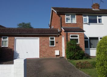 Thumbnail 3 bed semi-detached house for sale in Taff Way, Reading